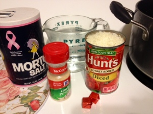 Beef Soup ingredients 2