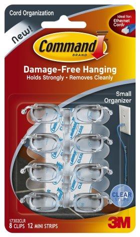 Command Cord Hooks