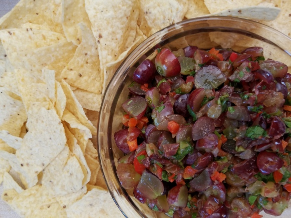 Grape Salsa