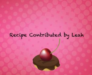 Leah Recipe Logo